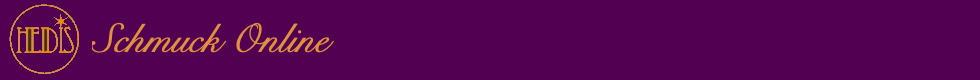 HEIDIS Online Shop-Logo