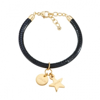 CANNOCK black/goldplated Star