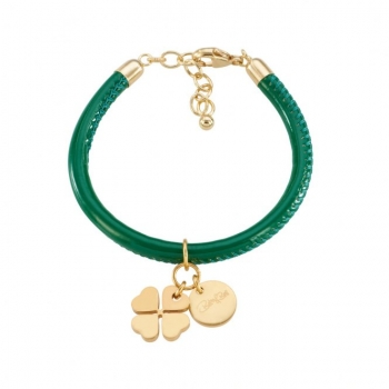 CANNOCK green/goldplated Clover