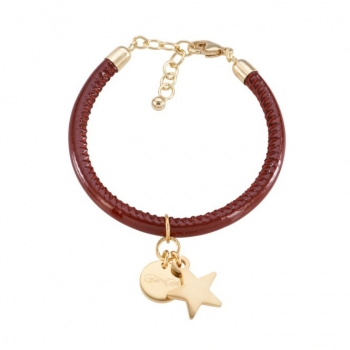 CANNOCK red/goldplated Star