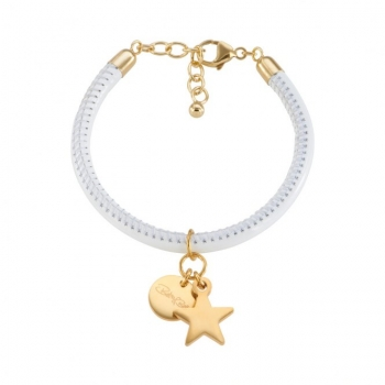 CANNOCK white/goldplated Star